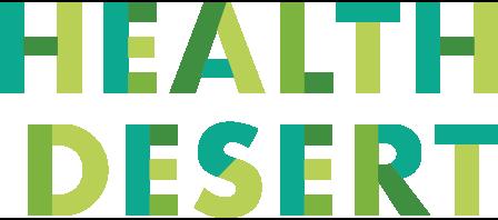 Health Desert Logo